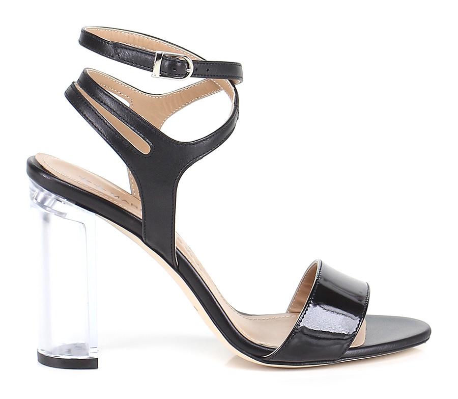 Sandalo alto  Nero Marc Ellis