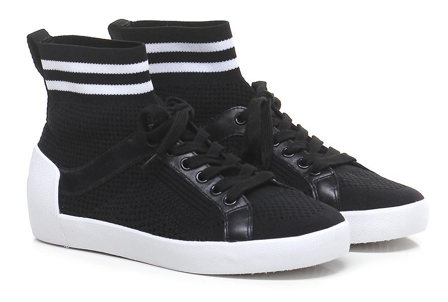 Sneaker Black/white ASH Verschleißfeste billige Schuhe
