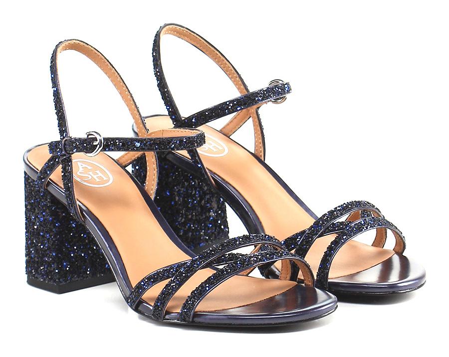 Sandalo alto Midnight ASH Verschleißfeste billige Schuhe
