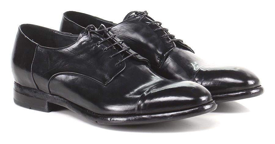 Stringata Nero Lemargo Verschleißfeste billige Schuhe