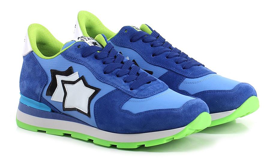 Sneaker Azzurro Atlantic Stars Mode billige Schuhe