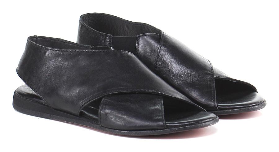 Sandalo basso Nero Moma Mode Mode Mode billige Schuhe e3e815