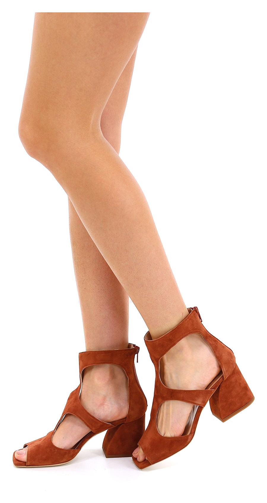 Sandalo alto  Havana Giampaolo Viozzi