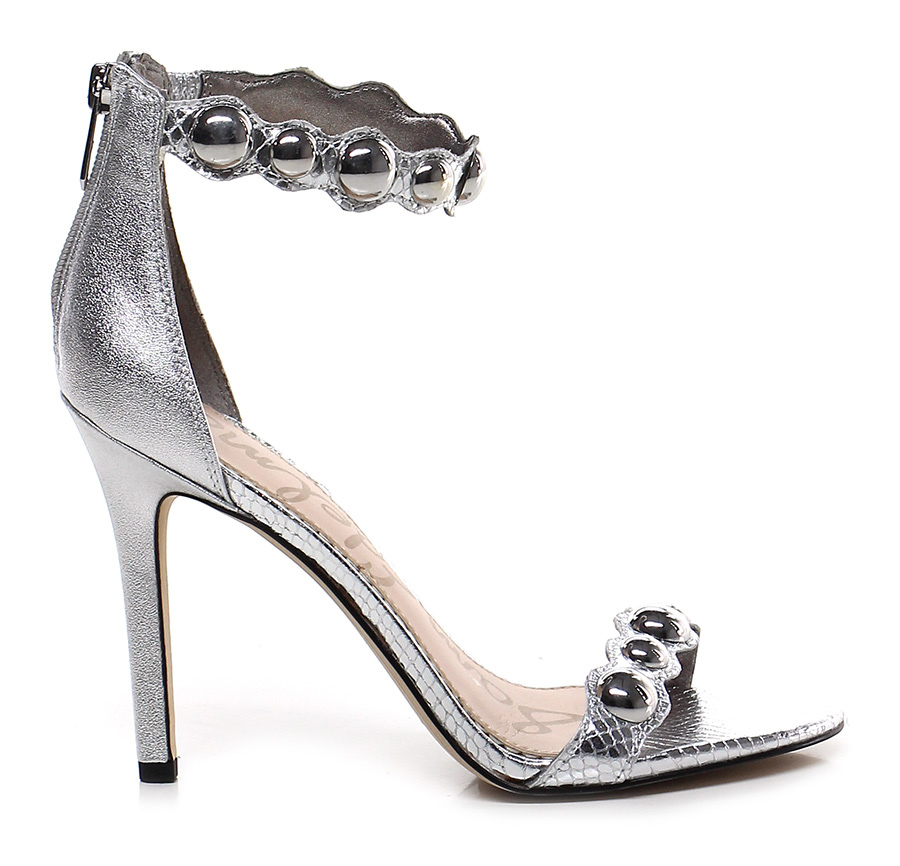 Sandalo alto Silver Sam Edelman Hohe Qualität