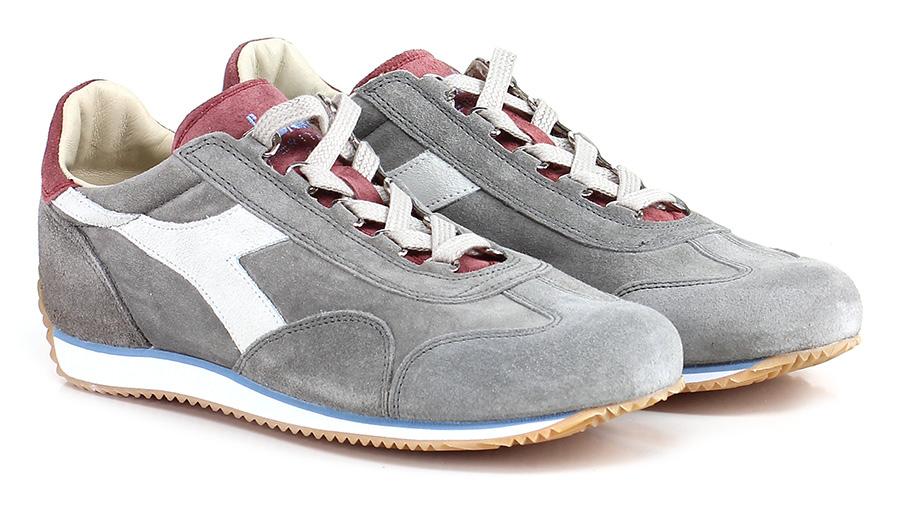 Sneaker Grey/lobster Diadora Heritage Verschleißfeste billige Schuhe