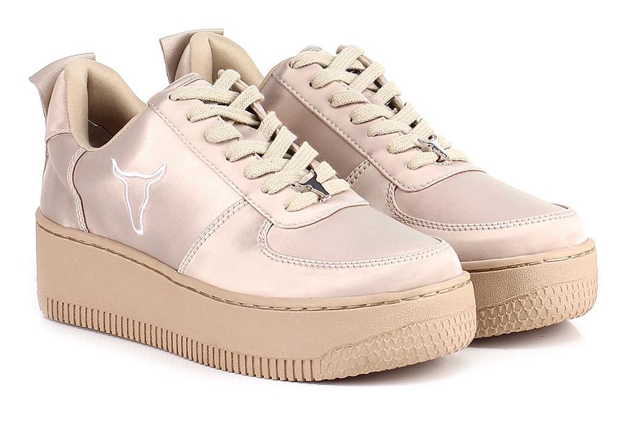Sneaker Sand Windsor Smith Mode billige Schuhe