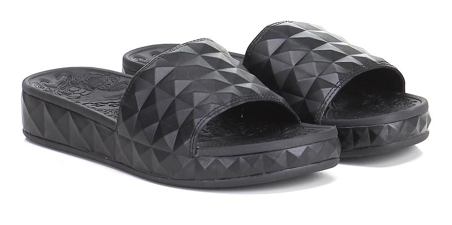 Sandalo basso Black ASH  Mode billige Schuhe