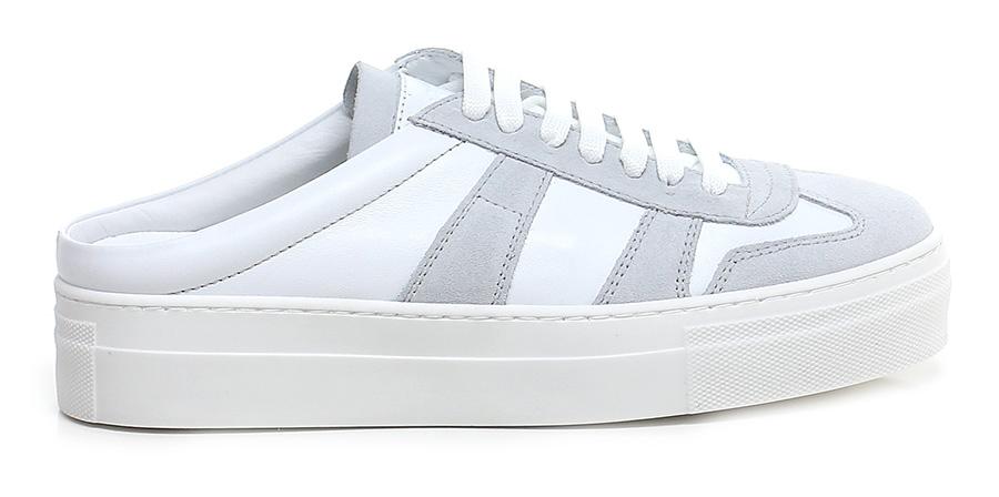 Sneaker Bianco/grigio Lemare' Lemare' Lemare' Mode billige Schuhe 718f1a