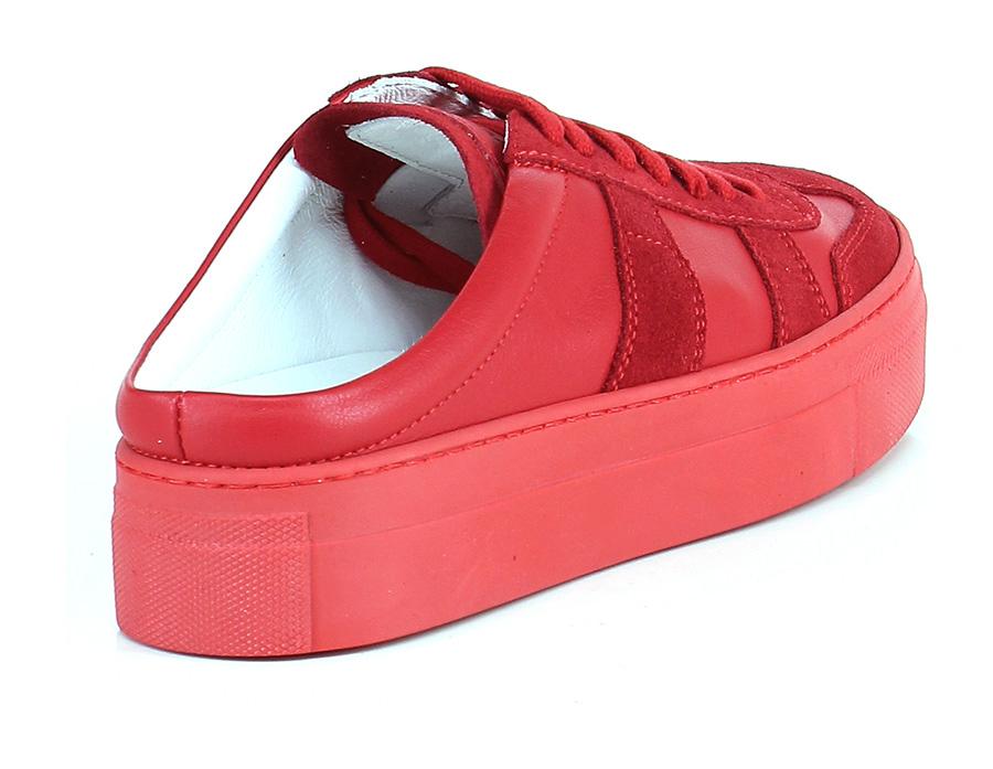 Sneaker Rosso Lemare' Verschleißfeste billige Schuhe Schuhe billige 2676ca