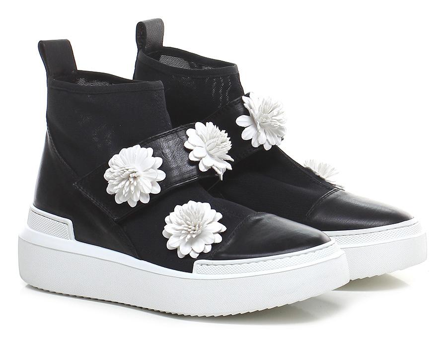 Sneaker Nero/bianco Fruit Verschleißfeste billige Schuhe