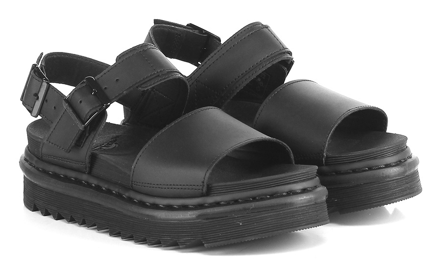 Sandalo basso  Black Dr. Martens Martens Dr. 01cd30