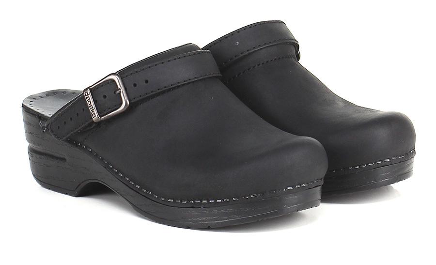 Zeppa Black Dansko Dansko Dansko Mode billige Schuhe ef6bec