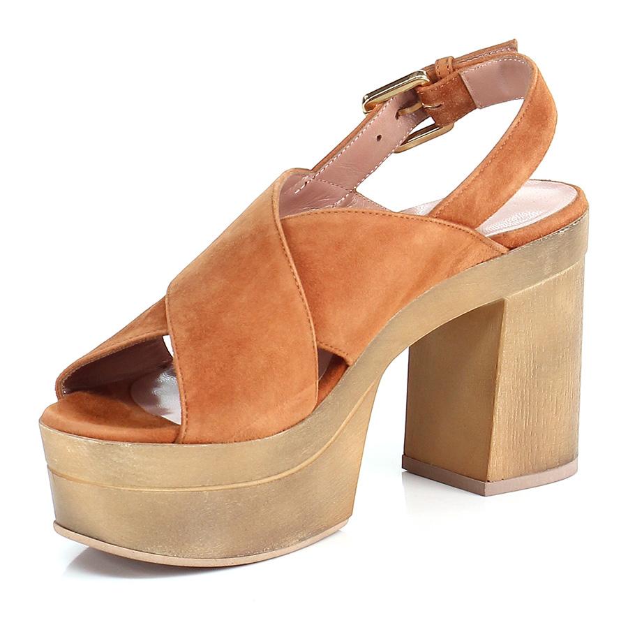 Sandalo alto  Leather L'autre L'autre L'autre Chose 63f337