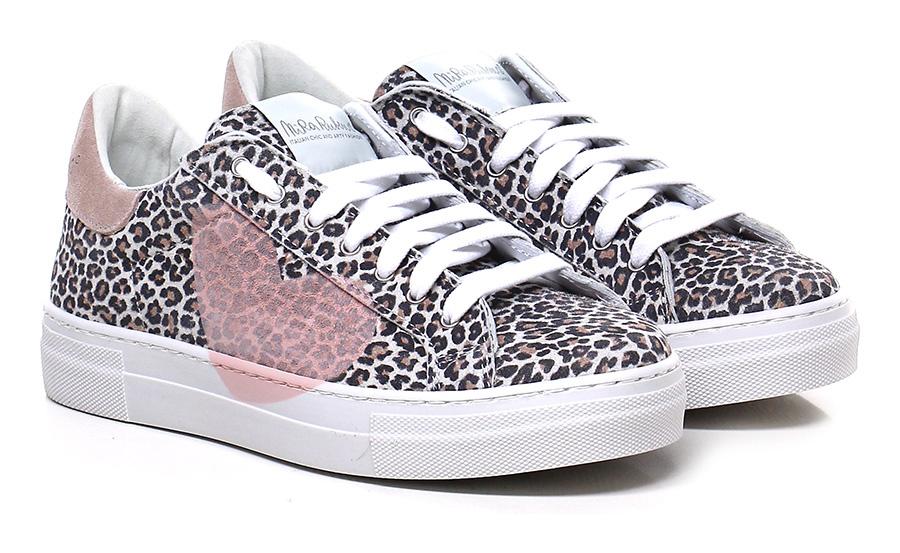 Sneaker Leopardo/cipria Nira Rubens Mode Mode Rubens billige Schuhe 167eee