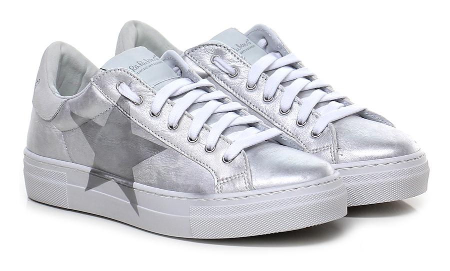 Sneaker Argento Nira Nira Nira Rubens Verschleißfeste billige Schuhe 6ffda0