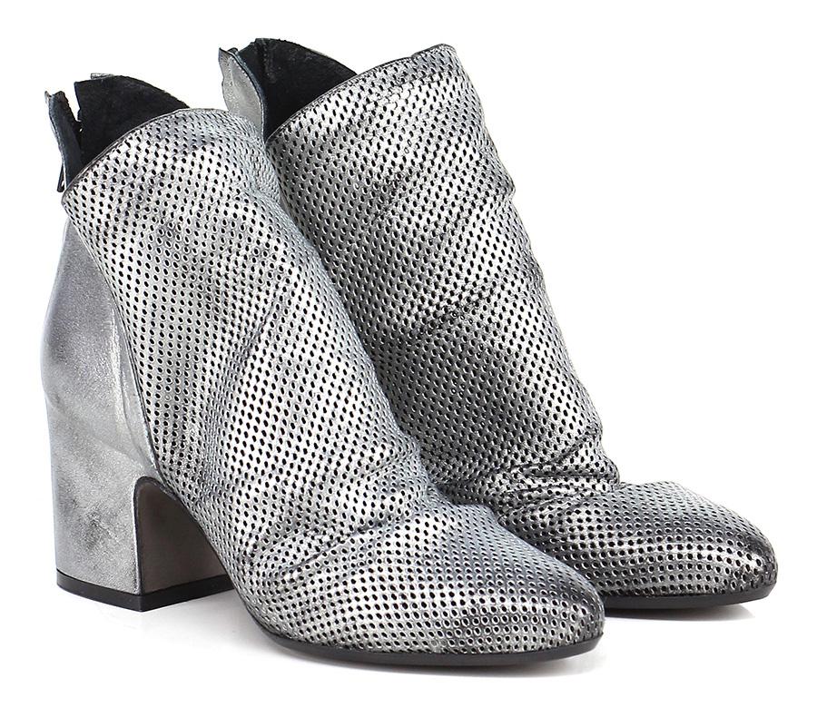 Tronchetto Piombo Fiori Francesi Mode billige Schuhe
