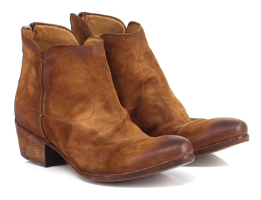 Tronchetto Cuoio Pantanetti Mode billige Schuhe