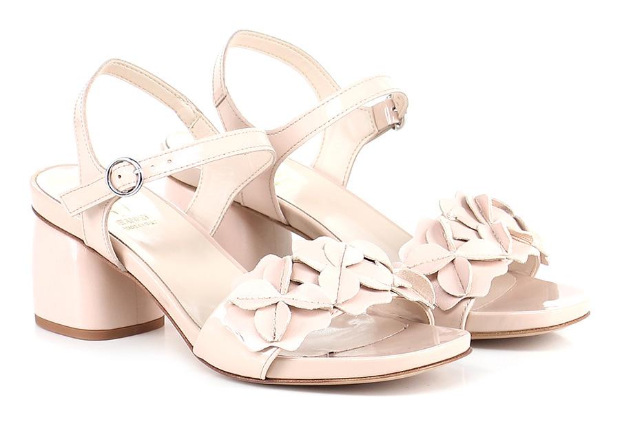 Sandalo alto  Cipria Jeannot