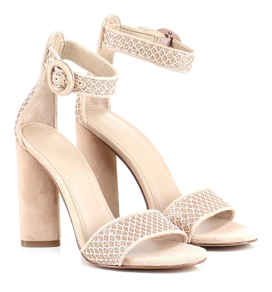 Sandalo alto Nude Kendall Hohe Kylie Hohe Kendall Qualität a95b2f