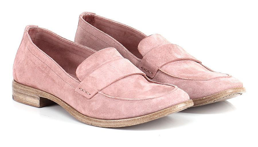 Scarpa bassa Rosa antico Del Carlo
