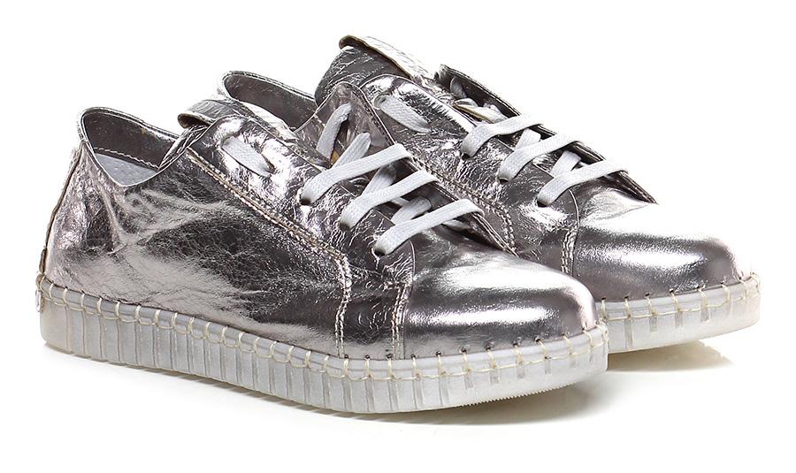 Sneaker Acciaio Andia Fora Verschleißfeste billige Schuhe