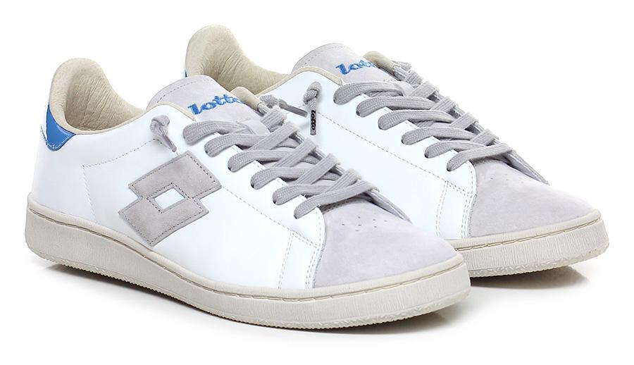 Sneaker White/ice Lotto Leggenda Mode billige Schuhe