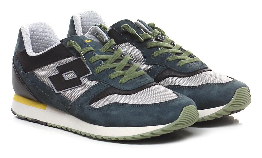 Sneaker Green/dust Lotto Leggenda