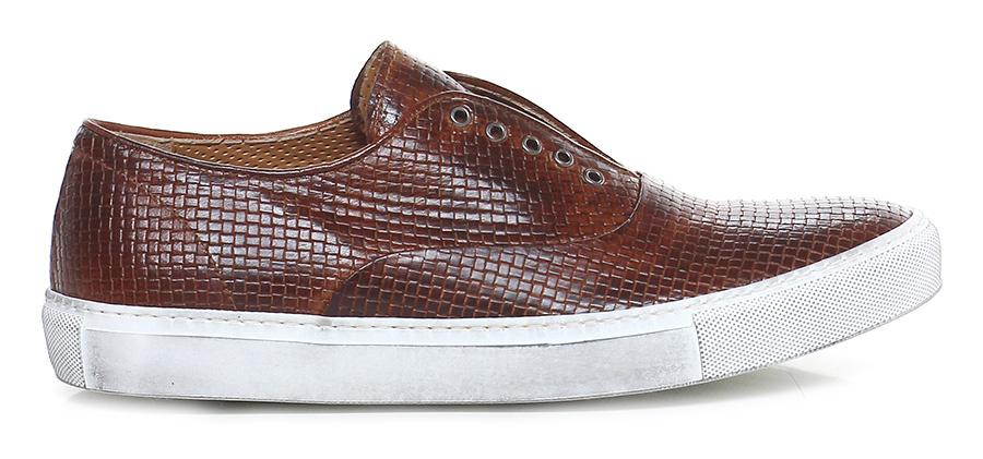 Sneaker Cuoio Beverly Hills Verschleißfeste billige Schuhe