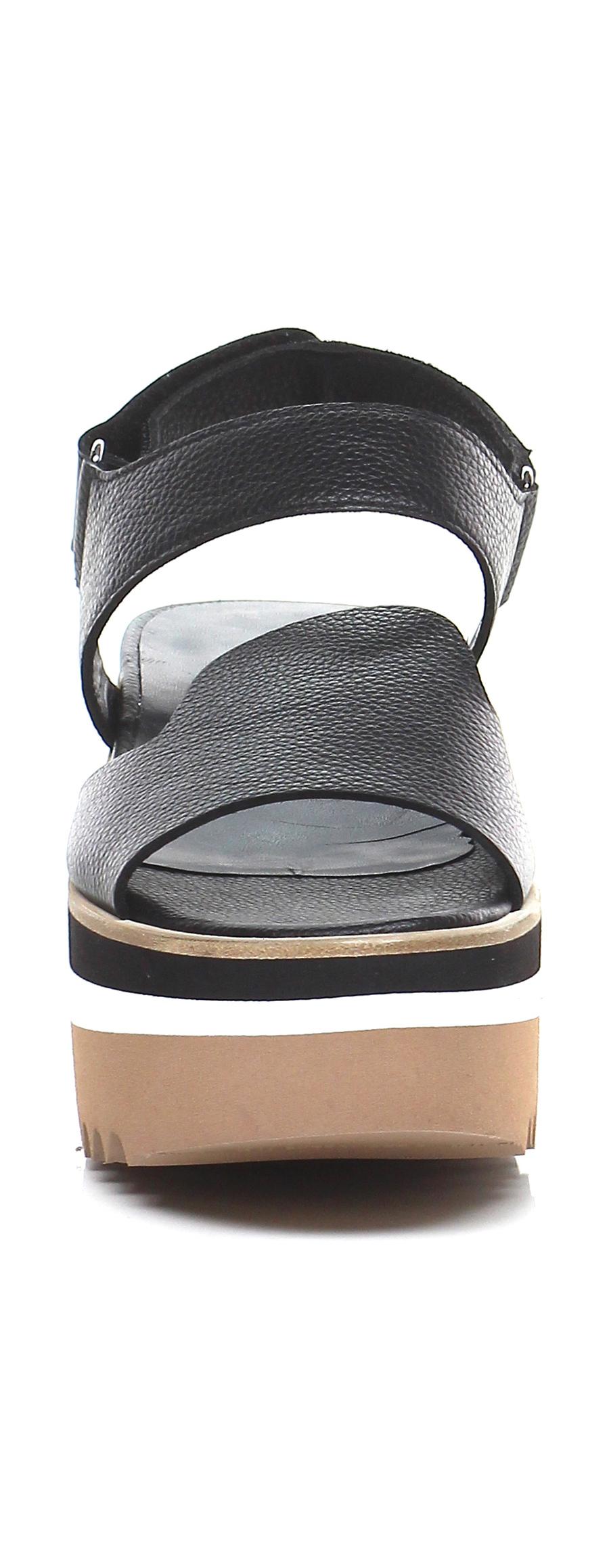 Zeppa Nero Laura Mode Bellariva Mode Laura billige Schuhe 21f714