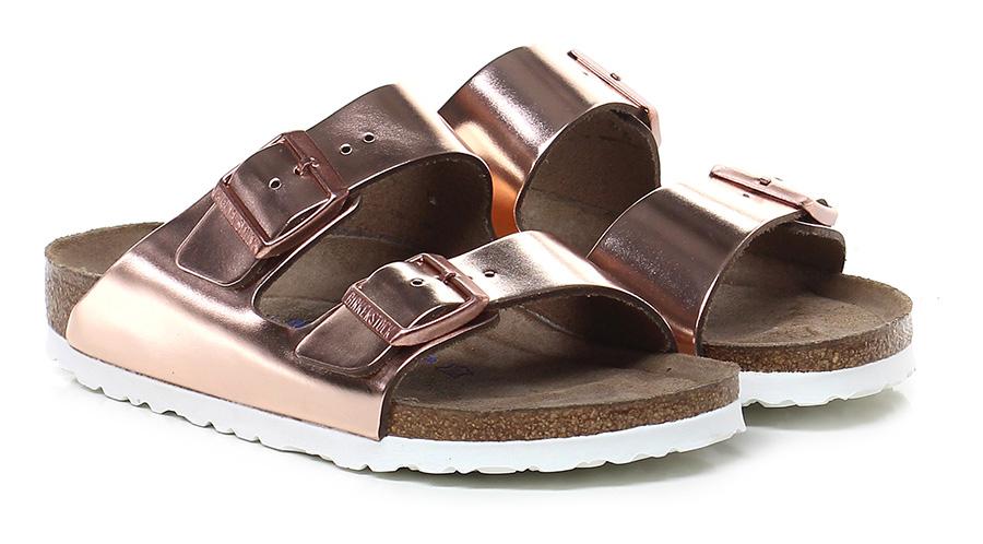 Sandalo basso Copper Birkenstock