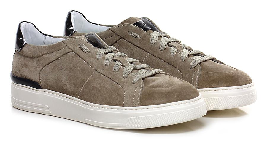 Sneaker Taupe/notte Fabi Mode billige Schuhe
