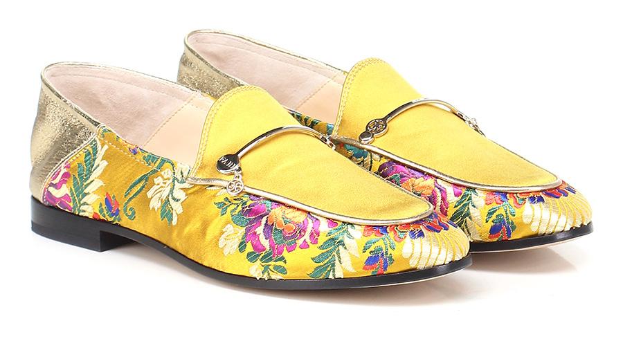 Scarpa bassa Giallo Fabi Verschleißfeste billige Schuhe