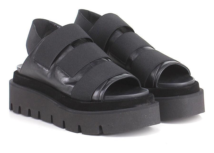Zeppa Nero Strategia Verschleißfeste billige Schuhe