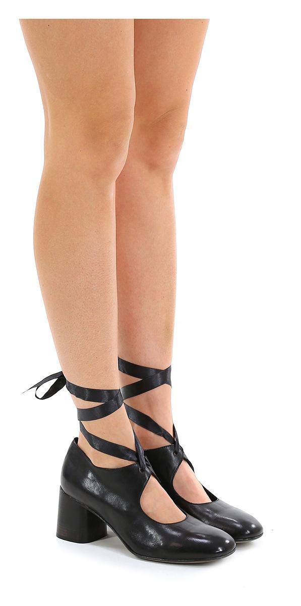 Scarpa con tacco Nero Keep Scarpe economiche e buone
