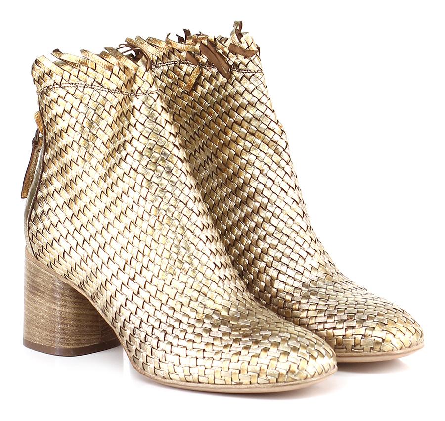 Tronchetto Oro Keep Verschleißfeste billige Schuhe