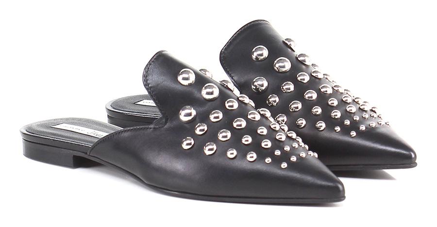 Scarpa bassa Nero Tosca Blu Shoes