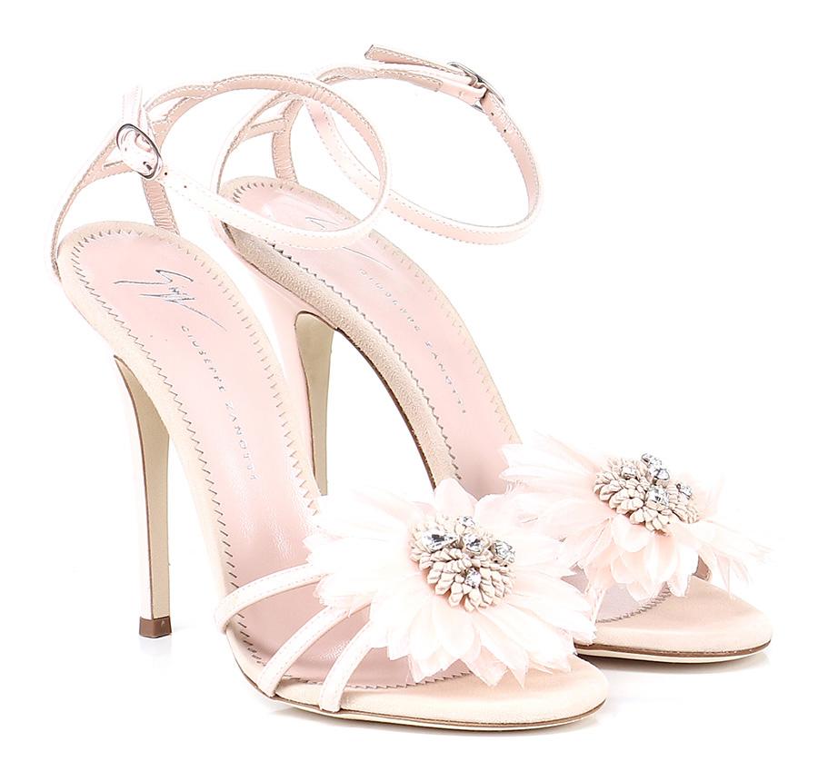 Sandalo alto  Rosa Giuseppe Zanotti