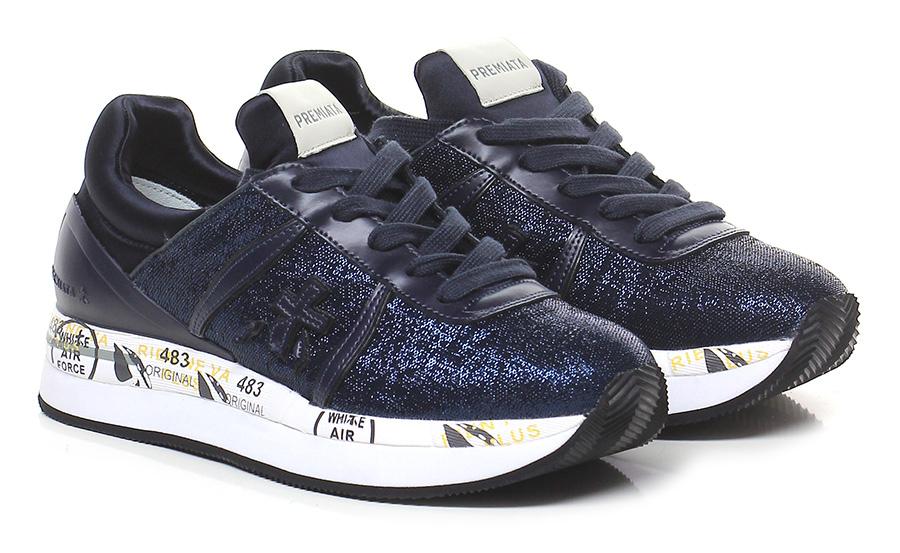 Sneaker 3002 night Premiata