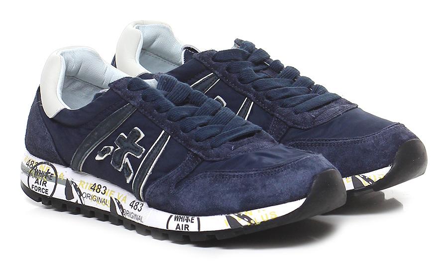 Sneaker 3107 night/ivory Premiata Verschleißfeste billige Schuhe