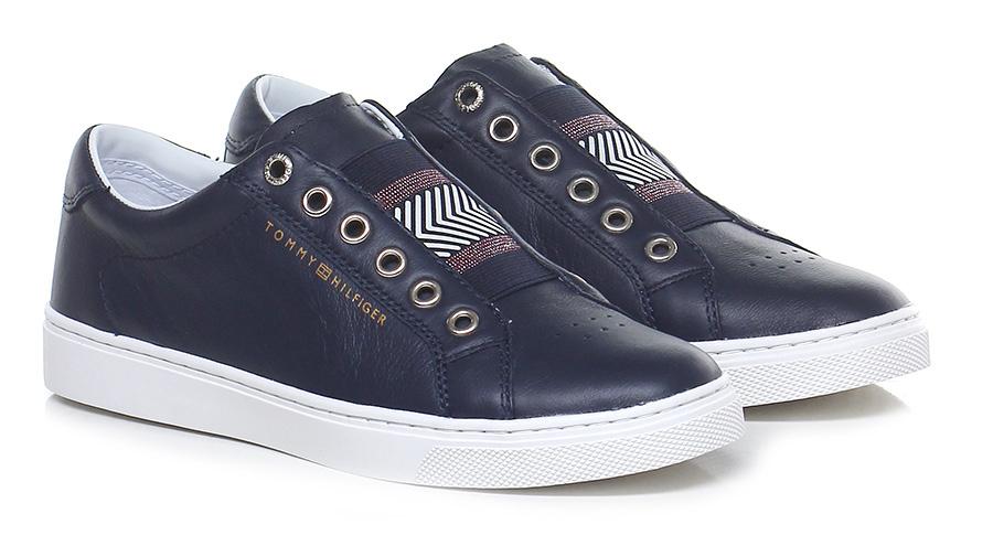 Sneaker Night Tommy Hilfiger Verschleißfeste billige Schuhe