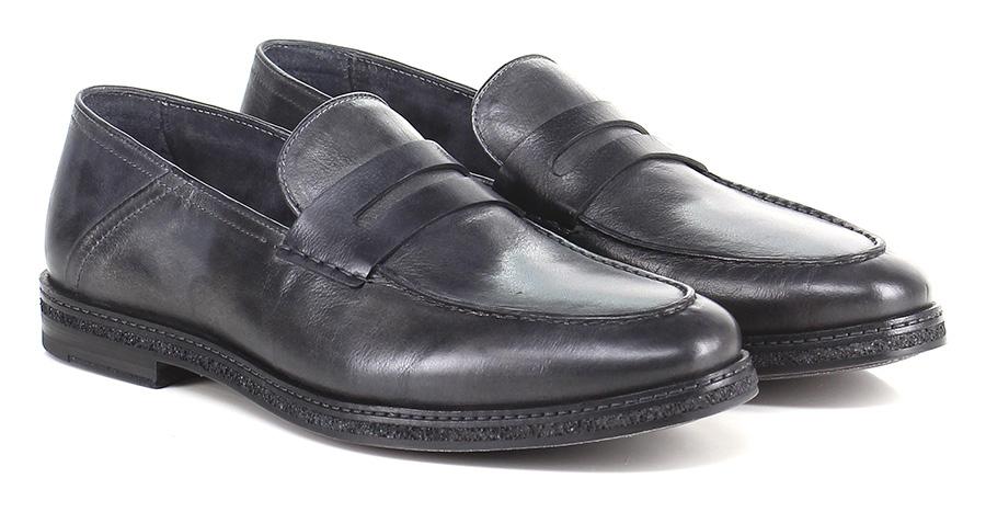 Mocassino Grigio Schuhe Corvari Mode billige Schuhe Grigio 80e887
