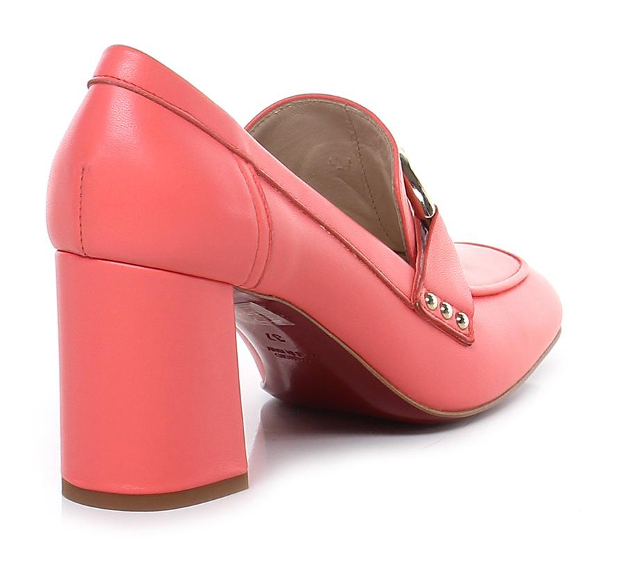 Scarpa con tacco Corallo Couture Couture Couture f4deb1