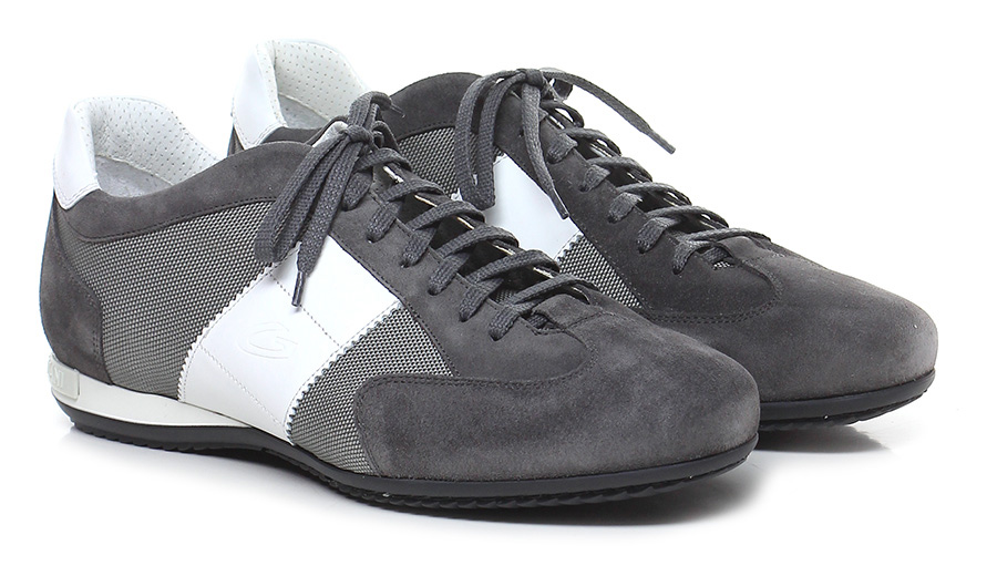 Sneaker Grigio/bianco Guardiani Sport