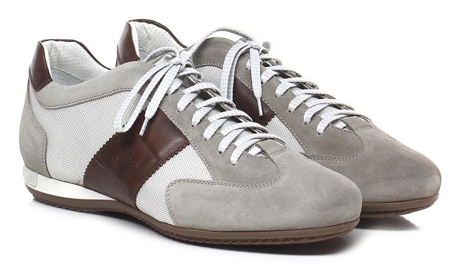 Sneaker Sabbia/avorio/mogano Guardiani Sport Verschleißfeste billige Schuhe