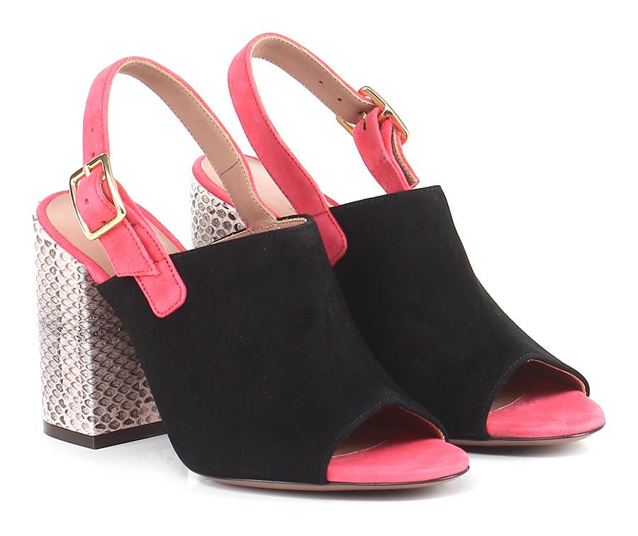 Sandalo alto  Loabster/black L'autre Chose
