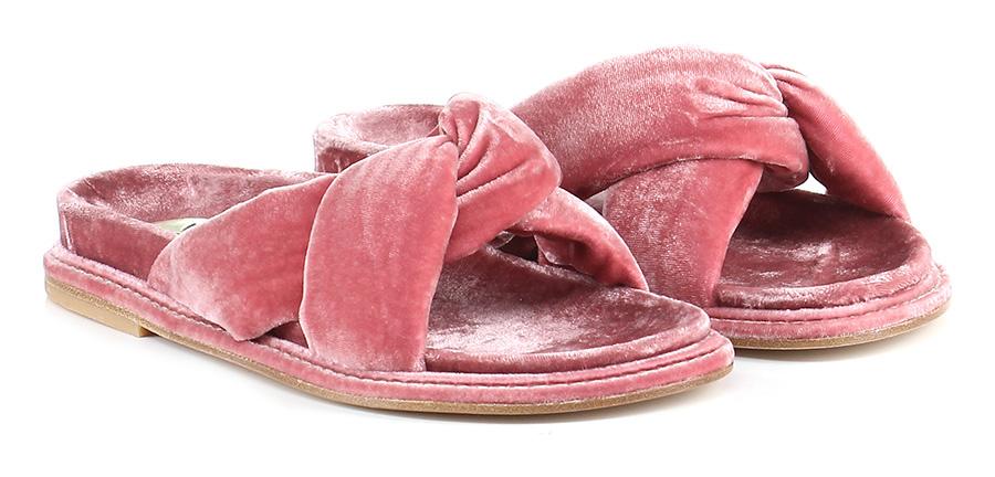 Sandalo basso Rosa antico RAS