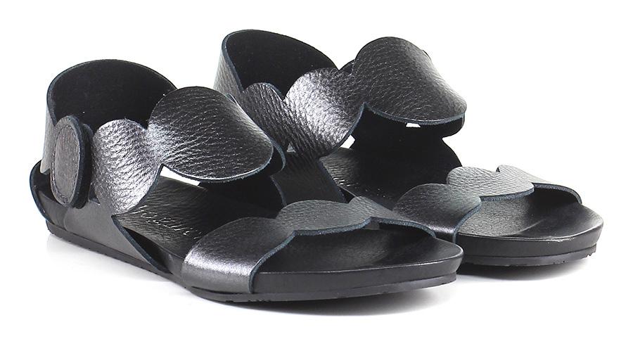 Sandalo basso Antrachite Pedro Garcia Garcia Garcia Mode billige Schuhe 3a7434