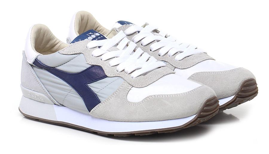 Sneaker White/beige/grey Diadora Heritage Verschleißfeste billige Schuhe