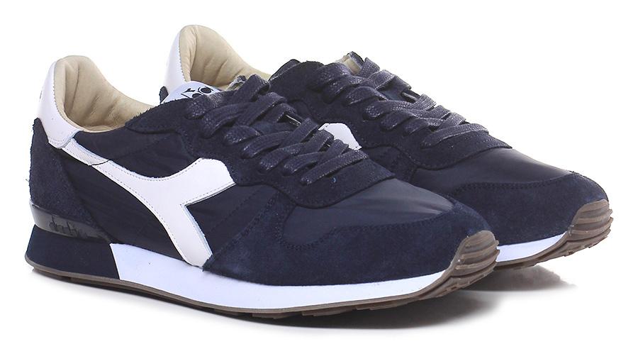 Sneaker Navy Diadora Heritage Verschleißfeste billige Schuhe