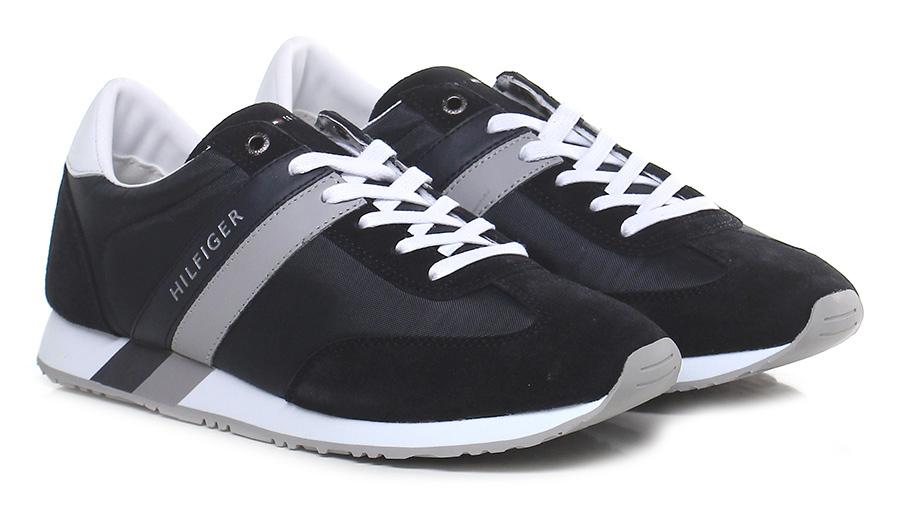 Sneaker Midnight Tommy Hilfiger Verschleißfeste billige Schuhe